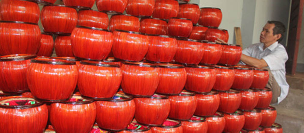 Son Vi - A village of teapot warm keepers