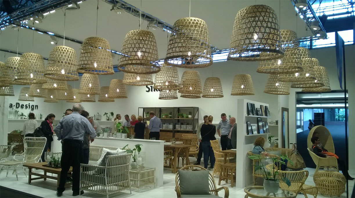 Support  enterprises at Maison et Objet