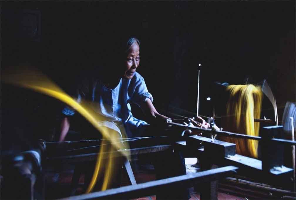 Nam Cao Silk Village
