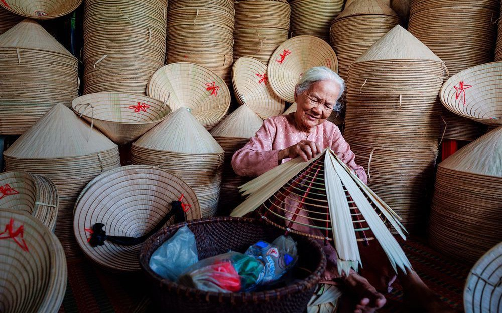 How special are Conical Palm Hats? – Chuong Village's
