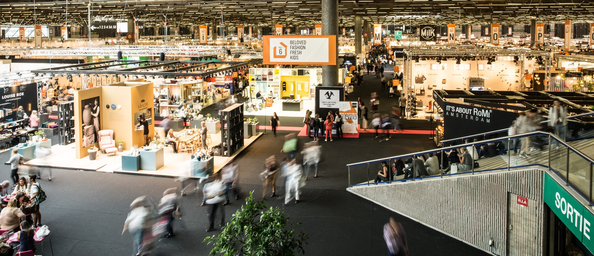 Expand the crafts market into Europe