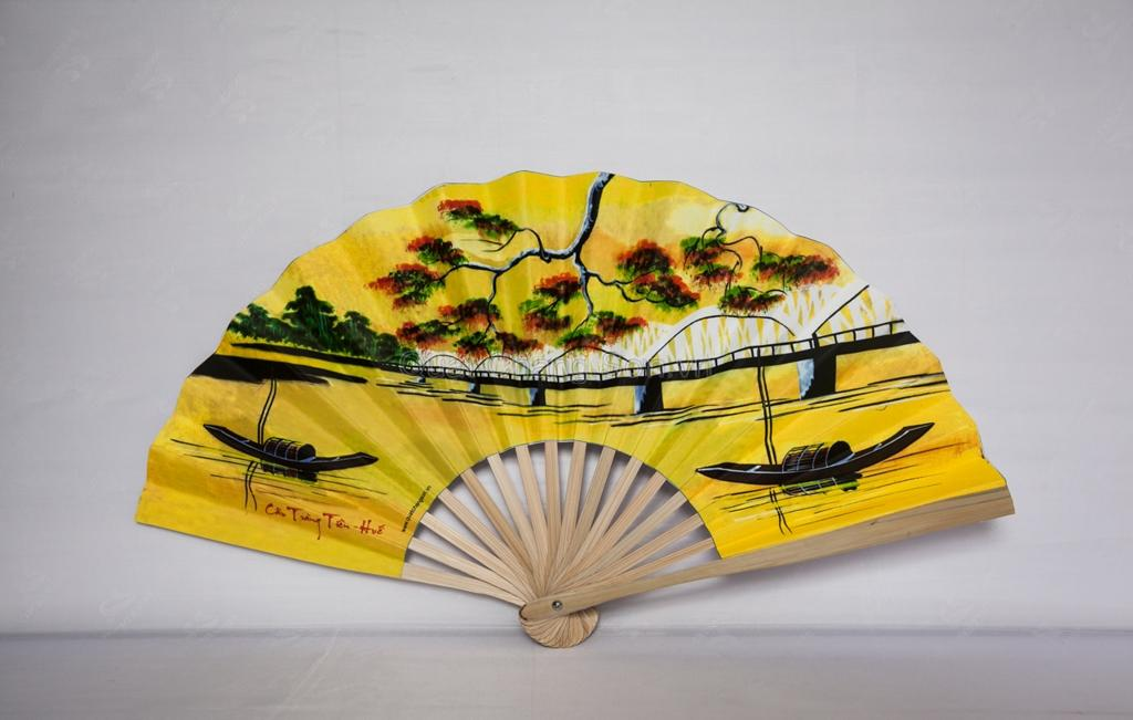 Thach That Bamboo Fan