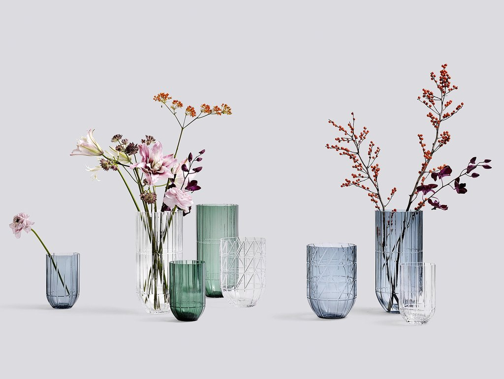 What trends offer opportunities on the European market for vases?