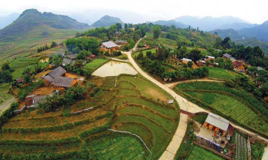 Community Nam Dam cultural tourism village