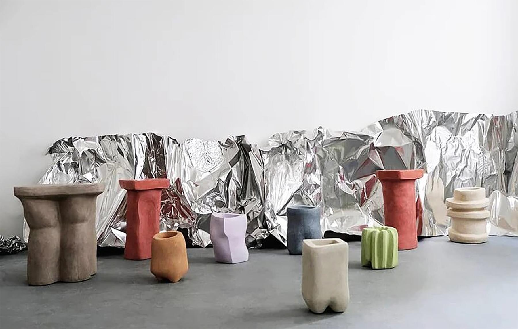 Hemp plant pots