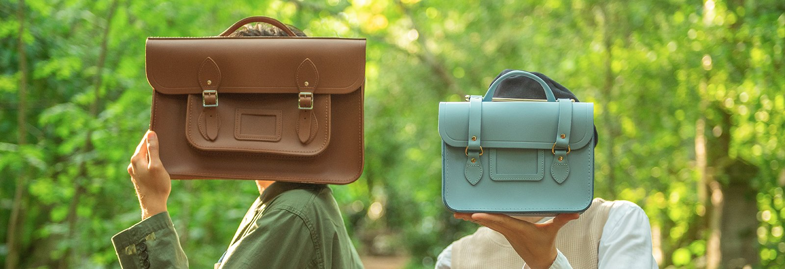 The European market potential for leather bags